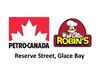 Petro-Canada & Robin's Doughnuts logos