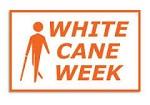 White Cane W